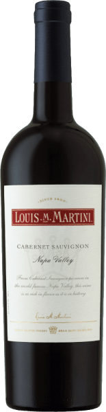 Cabernet Sauvignon Napa Valley 2017 - Louis M. Martini