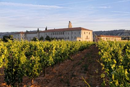 Abadia Retuerta - The abbey on the Duero