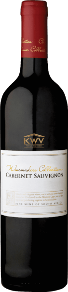 Cabernet Sauvignon Western Cape 2018 - KWV von KWV