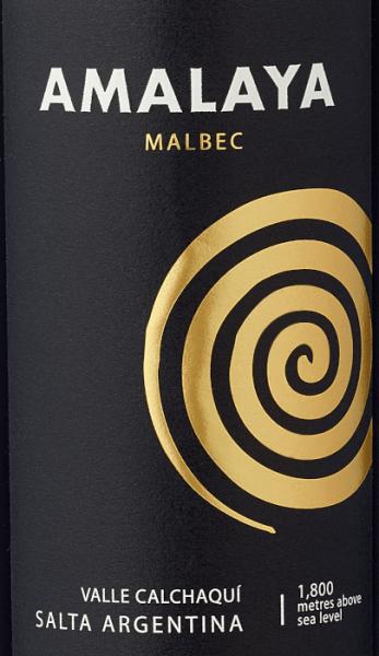 Valle Calchaquí Malbec 2019 - Bodega Amalaya von Bodega Amalaya