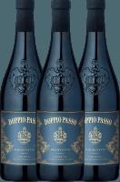 3er Vorteils-Weinpaket - Doppio Passo Primitivo 2019 - Carlo Botter