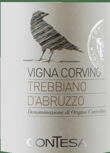 Trebbiano d'Abruzzo 2019 - Contesa di Rocco Pasetti von Contesa