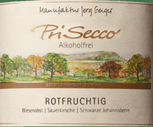 Der PriSecco rotfruchtig aus der Feder von Manufaktur Jörg Geiger aus Württemberg offenbart im geschwenkten Glas eine brillante, Farbe. In ein Weissweinglas eingegossen, zeigt dieser Wein aus Deutschland herrlich duftig Aromen nach Orange, Pomelo, Pampelmuse und Pink Grapefruit, abgerundet von weiteren fruchtigen Nuancen. Der Manufaktur Jörg Geiger PriSecco rotfruchtig präsentiert uns am Gaumen einen unglaublich fruchtbetonten Geschmack, was natürlich auch auf sein restsüßes Profil zurückzuführen ist. Leichtfüßig und vielschichtig präsentiert sich dieser knackig am Gaumen. Durch seine präsente Fruchtsäure offenbart sich der PriSecco rotfruchtig am Gaumen herrlich frisch und lebendig. Das Finale dieses aus der Weinbauregion Württemberg besticht schließlich mit beachtlichem Nachhall. Speiseempfehlung zum Manufaktur Jörg Geiger PriSecco rotfruchtig Dieser Deutsche Wein sollte am besten gut gekühlt bei 8 - 10°C genossen werden. Er eignet sich perfekt als begleitender Wein zu