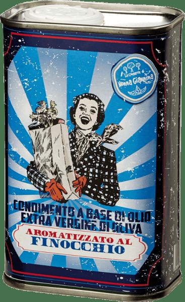Olio Extra Vergine di Oliva al Finocchio 0,25 l - Tenuta Sant'Ilario