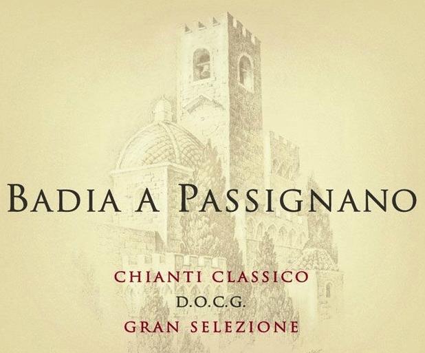 Tenuta Badia a Passignano (Antinori)