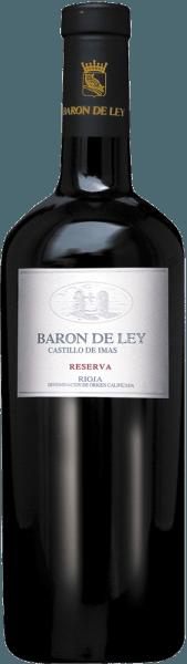 Castillo de Imas Reserva Rioja DOCa 1,5 l Magnum 2010 - Barón de Ley