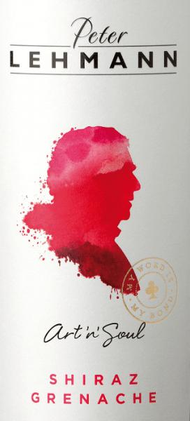 Art 'n' Soul Shiraz Grenache Barossa Valley 2015 - Peter Lehmann von Peter Lehmann