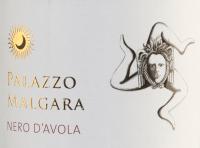 Vorschau: Nero d'Avola Terre Siciliane IGT 2019 - Palazzo Malgara