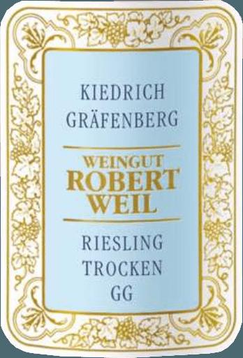 Kiedricher Gräfenberg Riesling Großes Gewächs 2019 - Robert Weil von Weingut Robert Weil