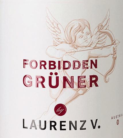 Forbidden Grüner Veltliner 2018 - Laurenz V von Laurenz V.
