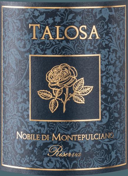 Vino Nobile di Montepulciano Riserva DOCG 2015 - Fattoria della Talosa von Fattoria della Talosa