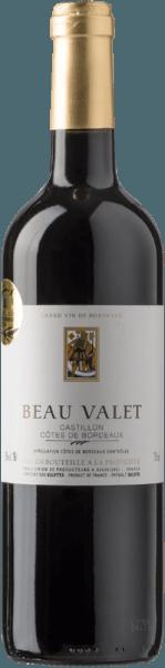 Beau Valet Castillon Côtes de Bordeaux 2015 - Beau Valet