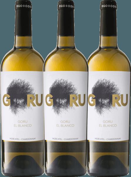 3er Vorteils-Weinpaket - Goru El Blanco 2019 - Ego Bodegas von Ego Bodegas