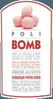 Preview: Poli Kreme 17 Bomb Likör mit Ei - Jacopo Poli