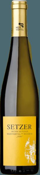 8000 Grüner Veltliner Weinviertel Reserve DAC 2019 - Weingut Setzer