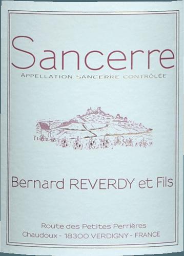 Les Caillottes Blanc Sancerre AOC 2019 - Bernard Reverdy von Domaine Bernard Reverdy