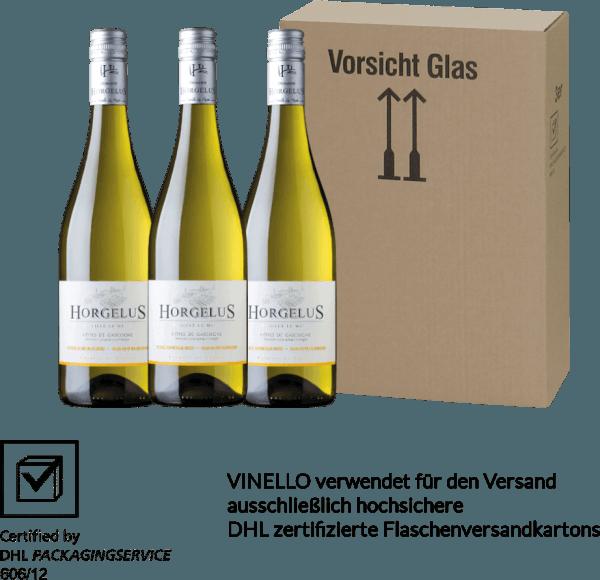 3er Vorteils-Weinpaket - Horgelus Blanc 2020 - Domaine Horgelus von Domaine Horgelus