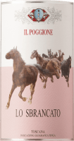 Preview: Lo Sbrancato Rosato Toscana IGT 2020 - il Poggione
