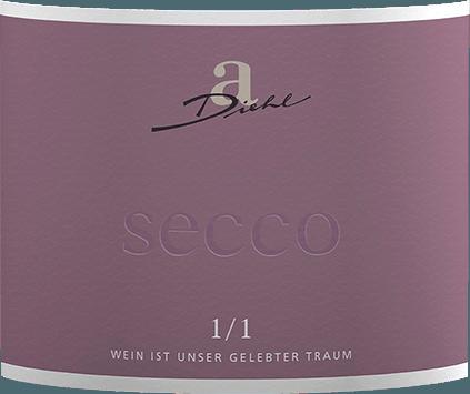 Secco Eins zu Eins Rosé trocken - A. Diehl von Weingut A. Diehl
