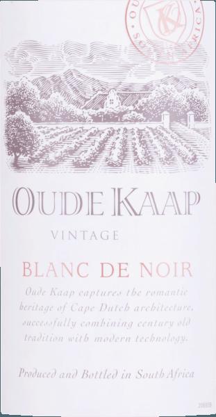 Oude Kaap Blanc de Noir Rosé 2020 - DGB von DGB