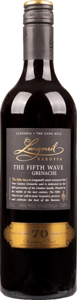 The Fifth Wave Grenache Barossa Valley 2017 - Langmeil