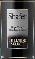 Vorschau: Hillside Select Cabernet Sauvignon 2015 - Shafer Vineyards