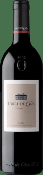 Reserva Rioja DOCa 2012 - Torre de Oña