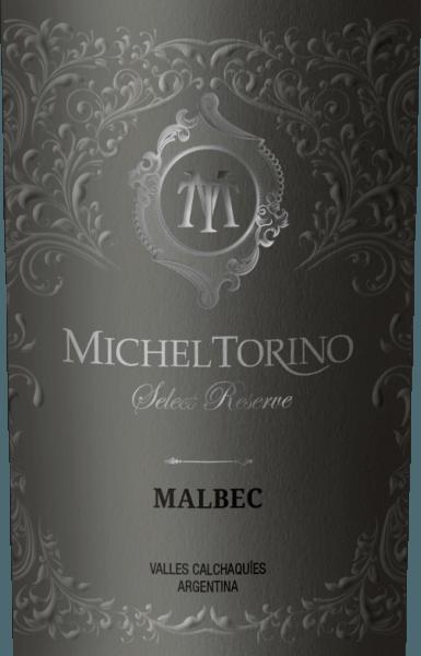 Die rote Farbe des Select Reserve Malbec von Michel Torino ist mit violetten Glanzlichtern durchzogen und wirkt lebhaft, tief und strahlend. In der Nase entfalten sich Aromen, die an Pflaumenmarmelade, Rosinen, Pfeifentabak, Vanille, Schokolade und geschmeidige, harmonische Eichennoten erinnern. Am vollen Gaumen des argentinischen Rotweins sind süße, runde, weiche und vollreife Tannine und harmonische Eindrücke von getrockneten Früchten, Schokoladenaromen, Eichenholz und reifen Früchten wahrzunehmen. Ein langer und ansprechender Abgang rundet diesen Rotwein ab. Vinifikation des Malbec Select Reserve Michel Torino Die Lese der Malbec Trauben findet mit der Hand statt. Für 12 Monate werden 70% des Weins im Holz ausgebaut. Davon reifen 60% des Rotweins in französischen und 40% in amerikanischen Barrique. Speiseempfehlung für den Select Reserve Malbec Michel Torino Reichen Sie diesen langanhaltenden und eleganten Tropfen zu geschmacksintensiven Gerichten wie Steaks, Schmorbraten und Wild aber auch zu Schokolade und Käse. Auszeichnungen für denTorino Select Reserve Malbec Wine Spectator: 90 Punkte für 2017 Weinwelt: 90 Punkte für 2014 Wine Spectator: 90 Punkte für 2014