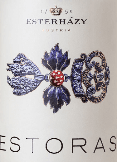 Estoras Weiß 2018 - Esterházy von Esterházy