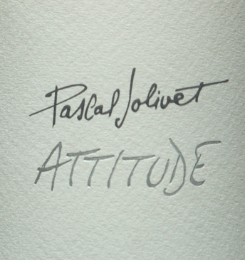 Attitude Sauvignon Blanc 2019 - Pascal Jolivet von Pascal Jolivet