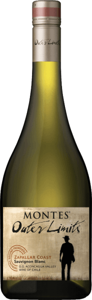 Outer Limits Sauvignon Blanc 2019 - Montes