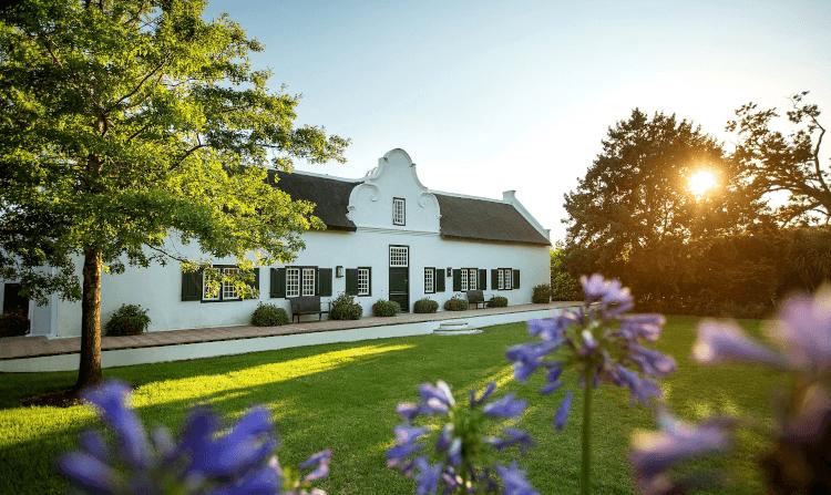 Rupert & Rothschild Vignerons in Südafrika