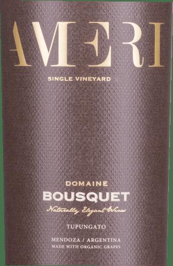 Ameri Single Vinyard Tupungato Bio 2017 - Domaine Bousquet von Domaine Bousquet