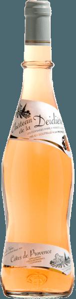 Château de la Deidière Rosé Côtes de Provence AOC 2019 - Fabre en Provence