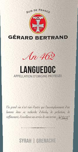 Heritage 462 Languedoc 2017 - Gérard Bertrand von Gerard Bertrand
