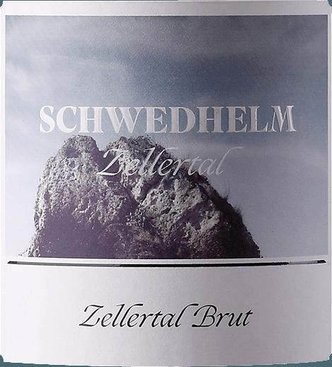 Pinot Sekt Brut 2017 - Schwedhelm Zellertal von Weingut Schwedhelm Zellertal