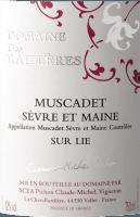 Vorschau: Muscadet Sur Lie Sèvre et Maine AOC 2019 - Domaine des Railleres