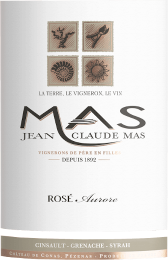 Rosé Aurore 2019 - Jean-Claude Mas von Domaine Paul Mas