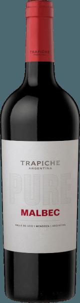 Pure Malbec 2019 - Bodegas Trapiche