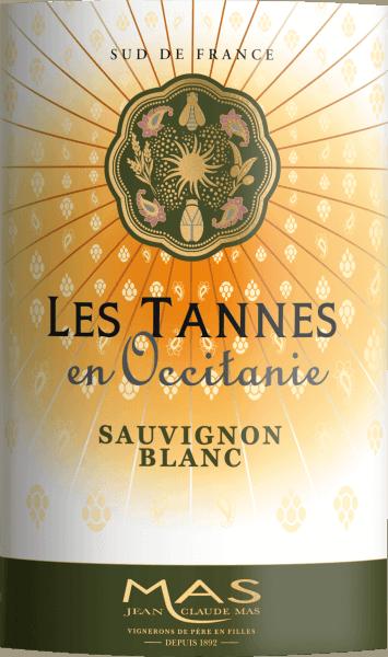 Sauvignon Blanc Pays d'Oc IGP 2019 - Les Tannes en Occitanie von Les Tannes