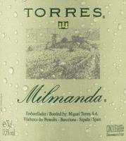 Vorschau: Milmanda Chardonnay DO 2017 - Miguel Torres