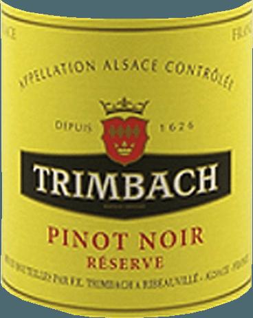 Pinot Noir Reserve 2018 - F.E. Trimbach von Trimbach