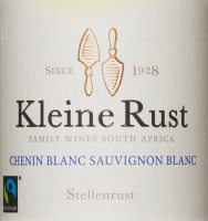 Vorschau: Kleine Rust Chenin Blanc Sauvignon Blanc 2019 - Stellenrust