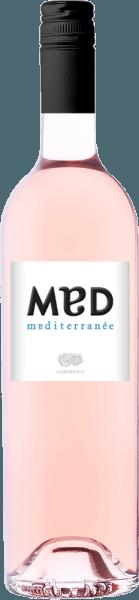 Rose Méditerranée IGP 2020 - MED