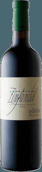 Zinfandel Home Ranch 2018 - Seghesio Vineyards