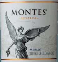 Vorschau: Merlot Reserva 2019 - Montes