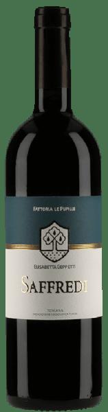 Saffredi Maremma Toscana IGT 1,5 l Magnum 2017 - Le Pupille