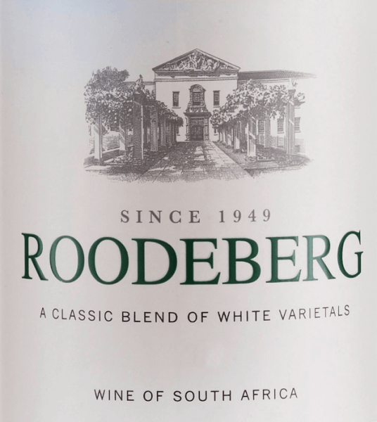 Roodeberg White Western Cape 2018 - KWV von KWV