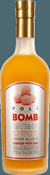 Poli Kreme 17 Bomb Likör mit Ei - Jacopo Poli von Jacopo Poli