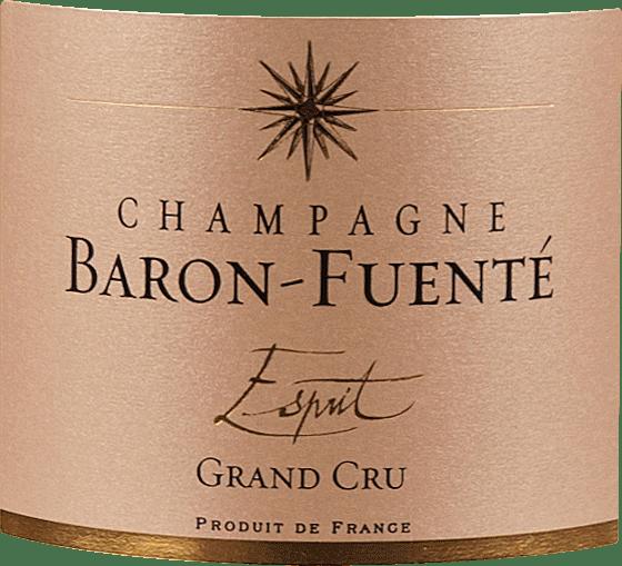 Esprit Grand Cru - Champagne Baron-Fuenté von Champagne Baron-Fuenté